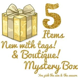 Tops - XL & 1X 💋 MYSTERY BOX 💋 NWT & BOUTIQUE BUNDLE